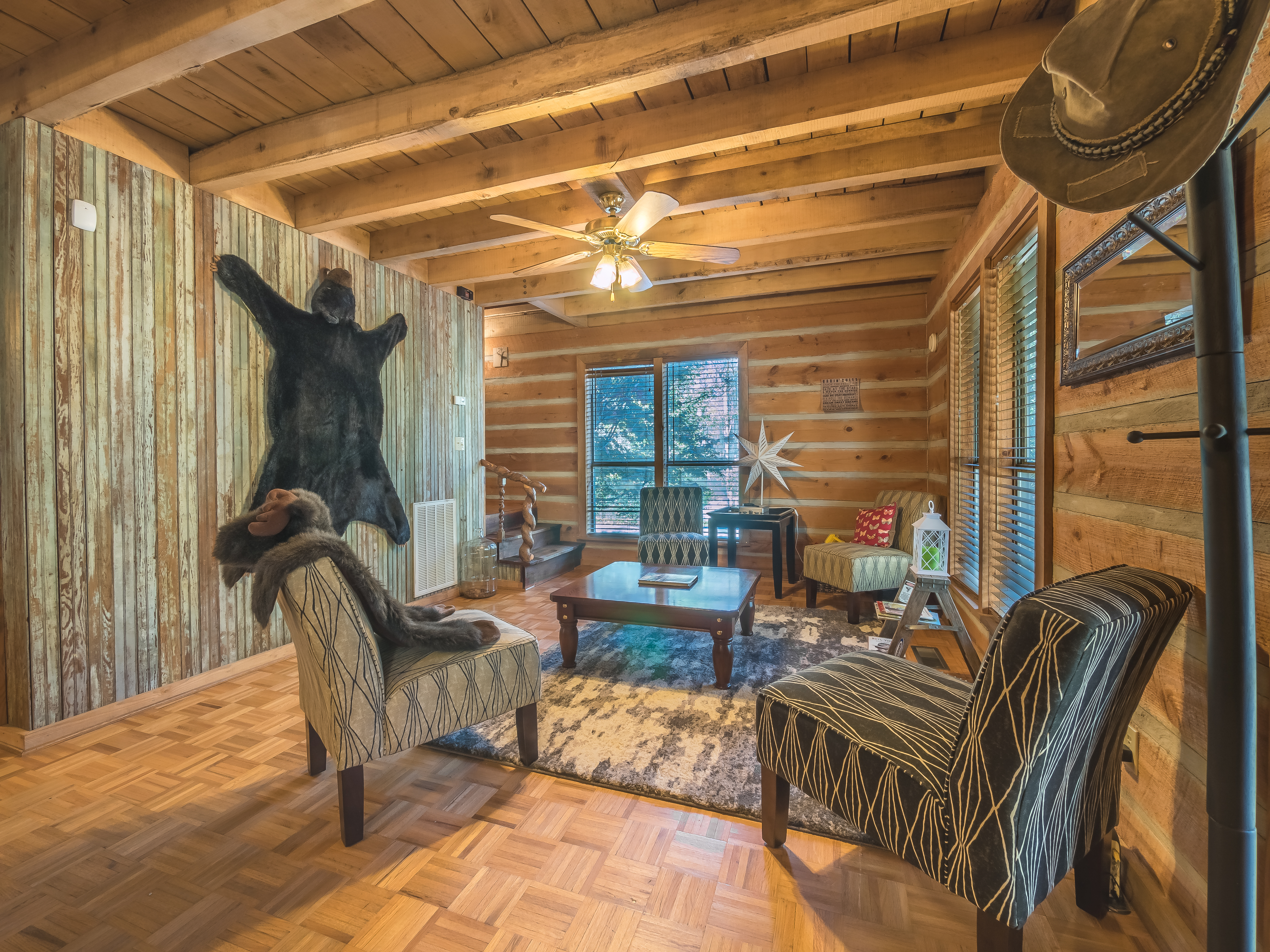 ha property ledge cabins bluff vacation view cabin decks chattanooga mountain lookout sunset rentals stone