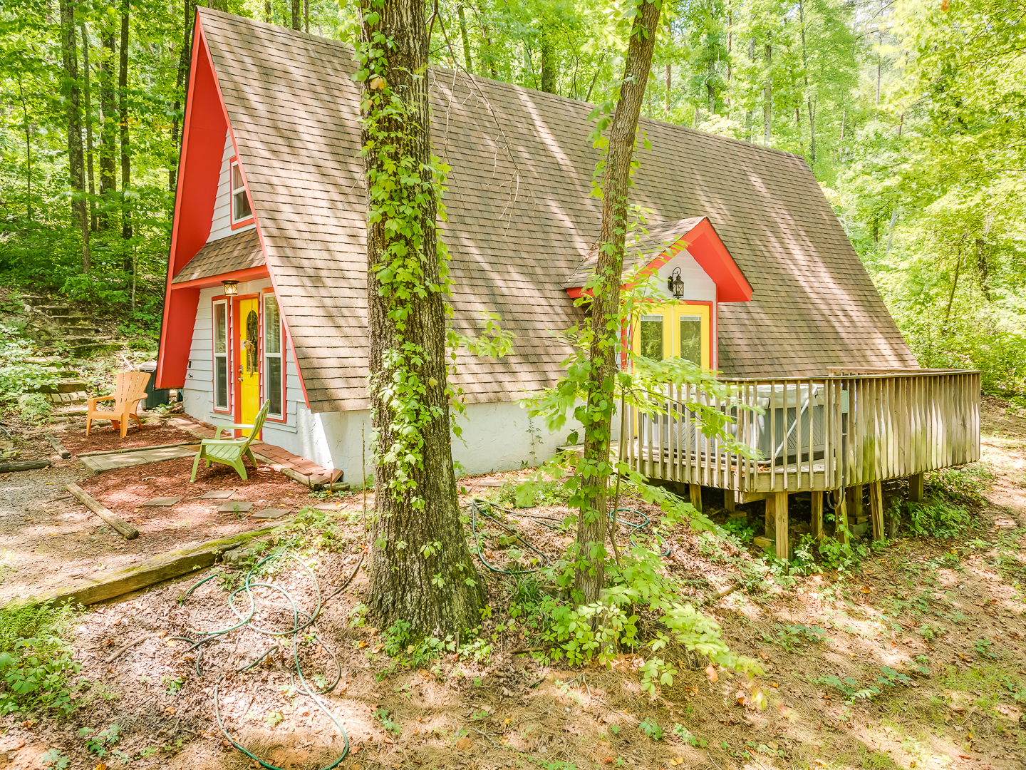 park cagle states mountain in chattanooga for cabin tn fall cabins original creek dunlap rent united rooms near tennessee falls