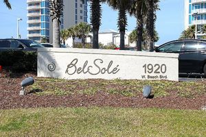 Bel Sole is luxurious -- tons of amenities!