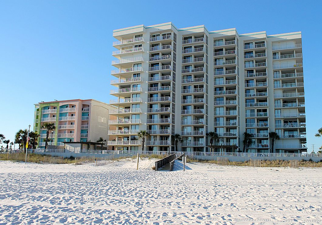 Shoalwater is in the heart of Orange Beach