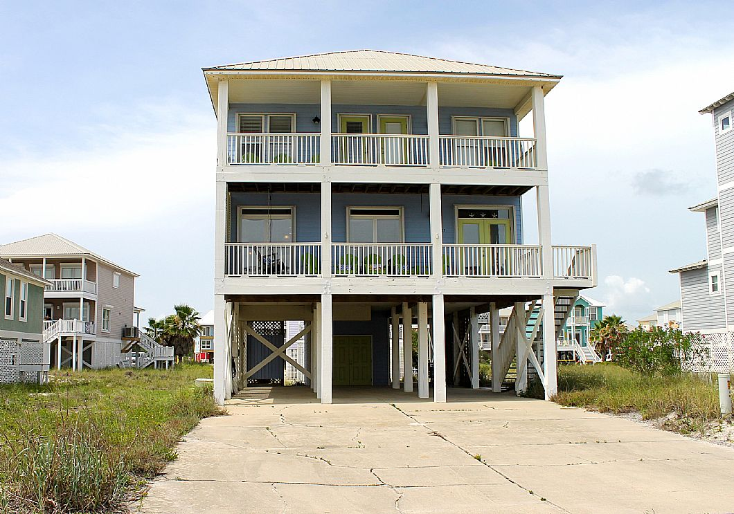 Blue Beach View is located in Fort Morgan, AL