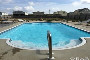 Kitty Hawk Ocean View Vacation Rental Home with Pool access
