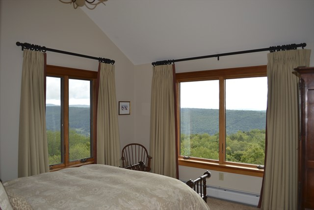 Bedroom Two with Big View