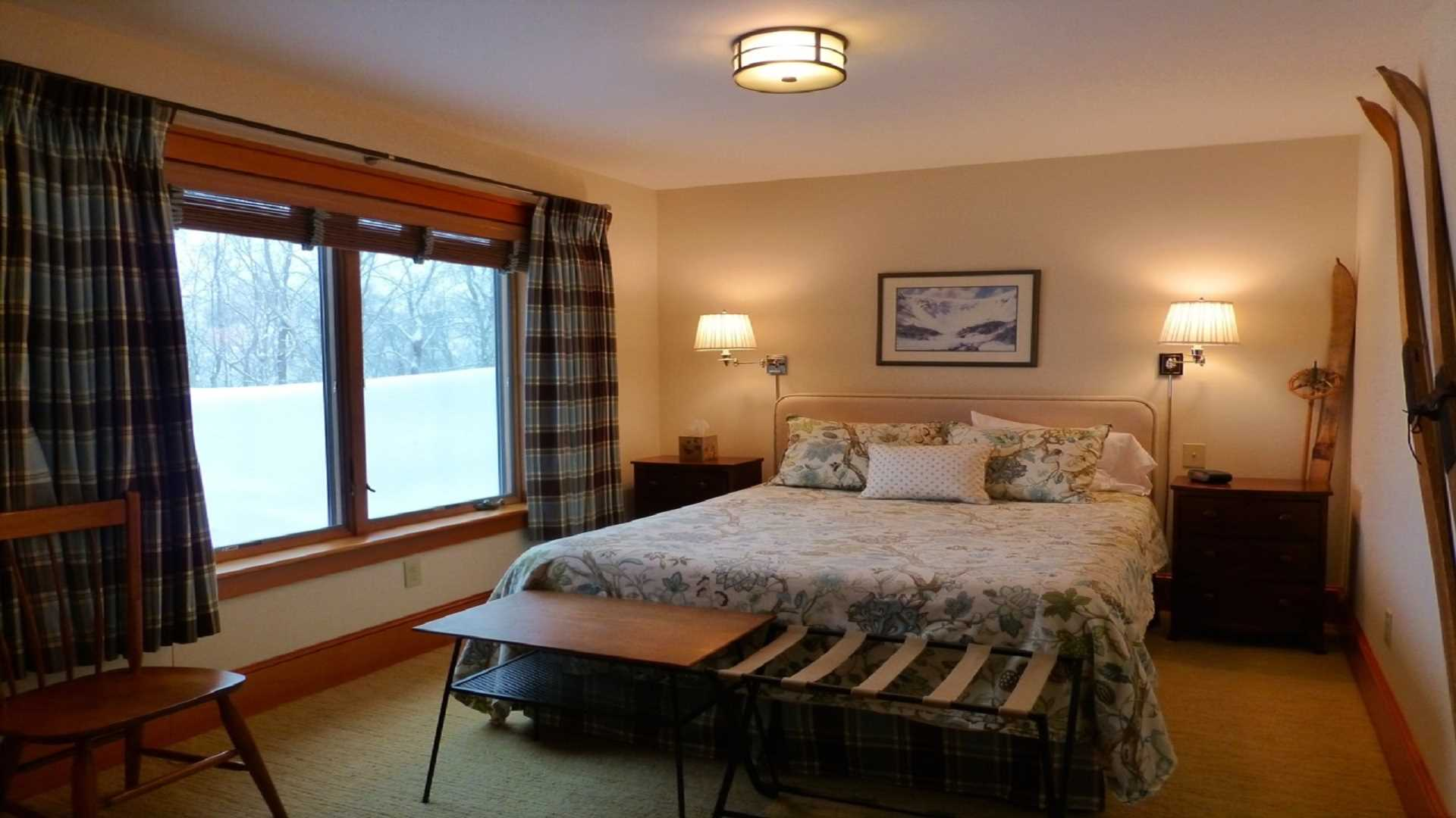 Lower level Guest Room