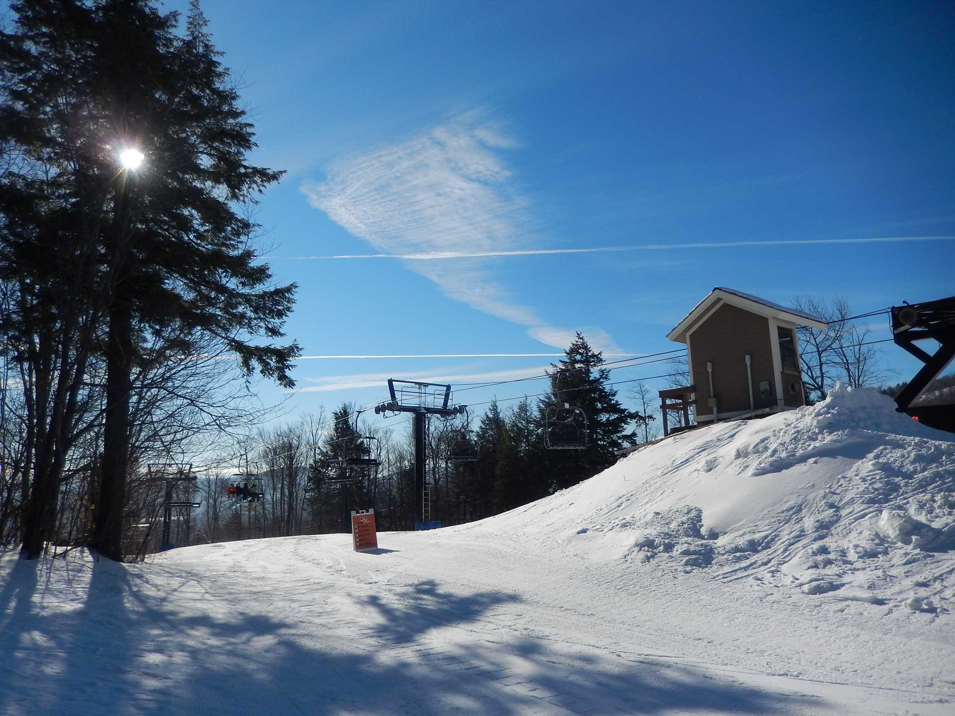State of the art snowmaking