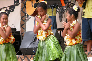 Hula is celebrated by all ages