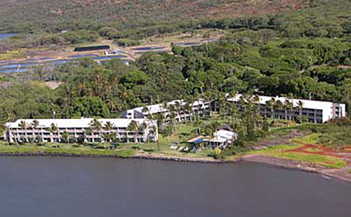 Aerial View of Wavecrest