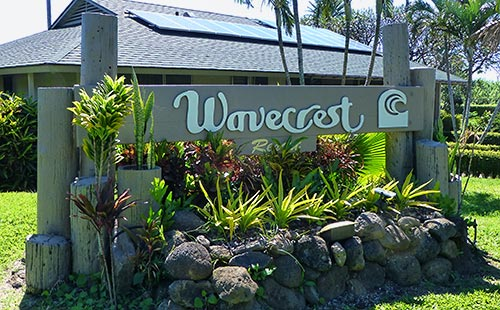 Wavecrest Sign