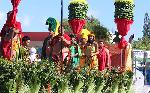 Cultural events held throughout the year