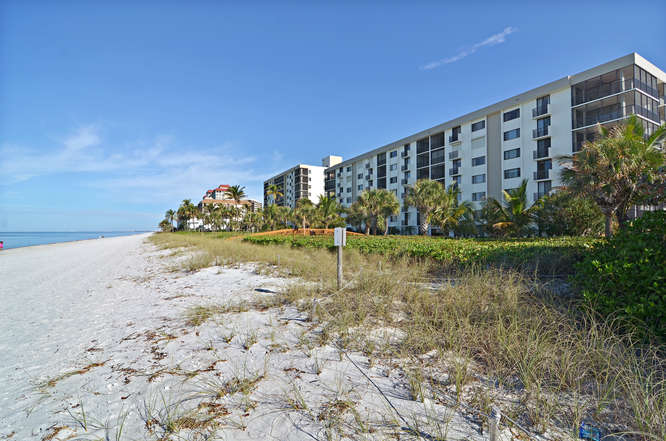 Bayshore View from the Beach