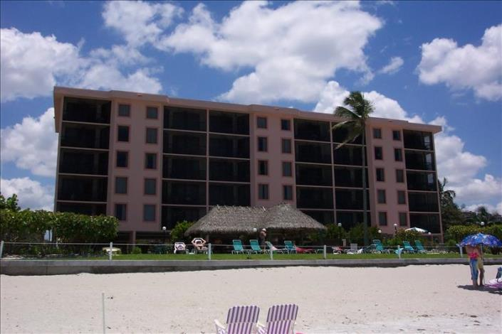 Vanderbilt Beach Harbour Club 2 bedroom oceanfront and bayfront units