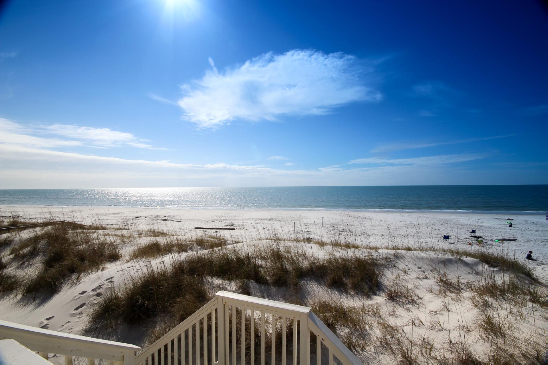 SUN CHASER Cape San Blas FL 4 Bedroom Vacation Home