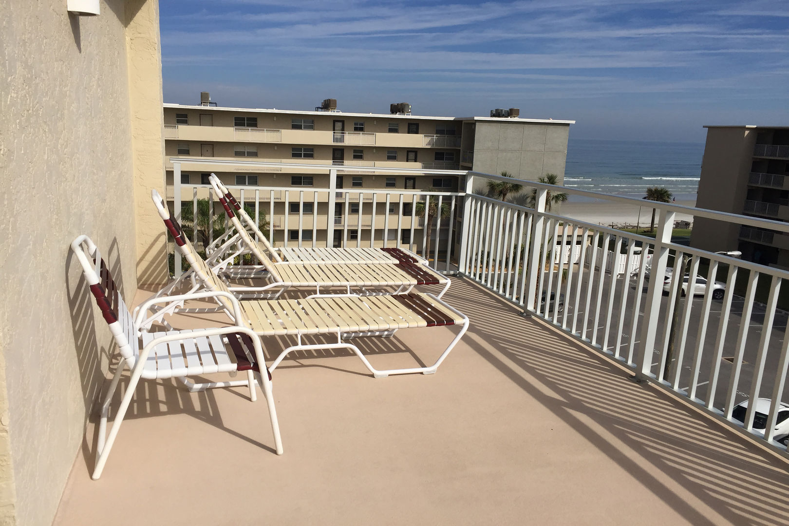 Vacation Rental in New Smyrna Beach with Ocean Views