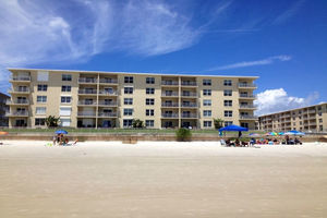 Ocean Front vacation rental in New Smyrna Beach