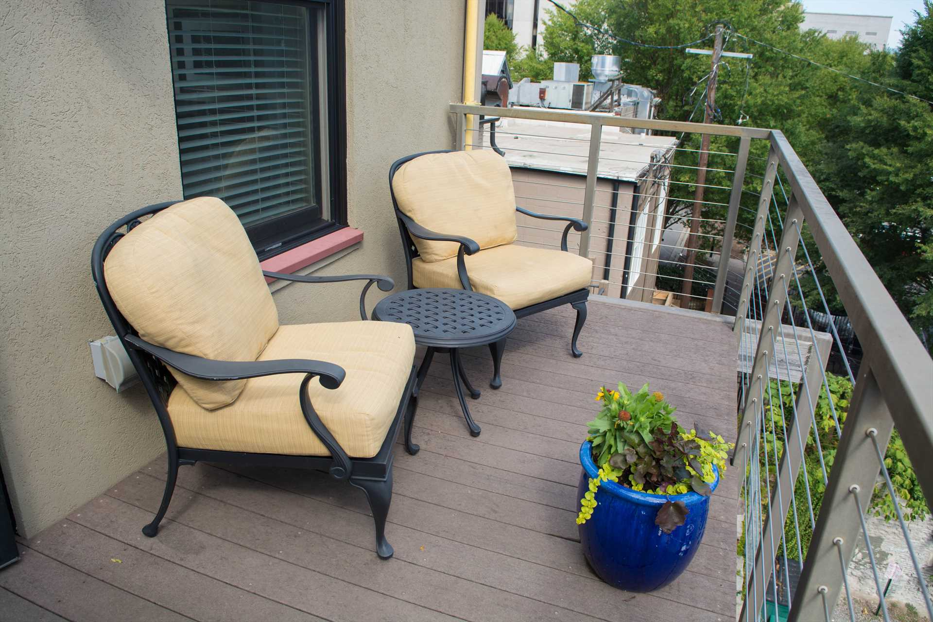 Asheville Condo with Beautiful Views of Downtown Asheville