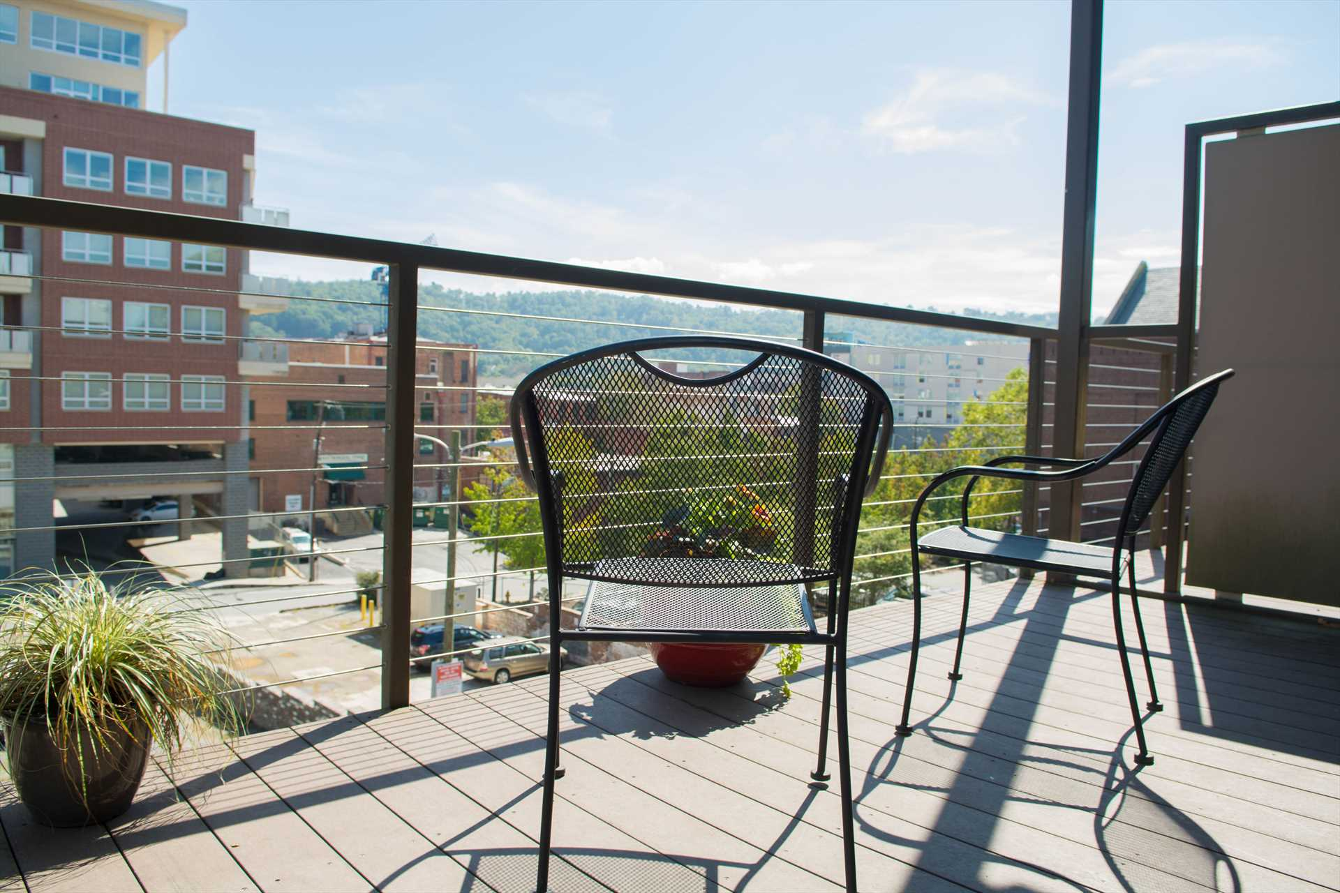 Pet Friendly Condo in Downtown Asheville