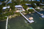 Lime Key - Islamorada Florida - House Exterior with Boat Dock - Florida Keys Luxury Rentals