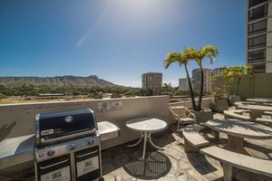 Bbqs to enjoy..grill your favorite catch,  from your Waikiki Vacation Condo Rental