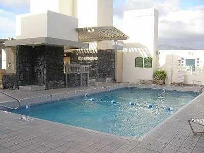 Lovely pool to enjoy for our guests...Your Oahu Condo Rental has all amenities.