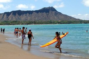 Hit the Beach..just minutes from your Waikiki Condo Rental.   Welcome and Aloha!