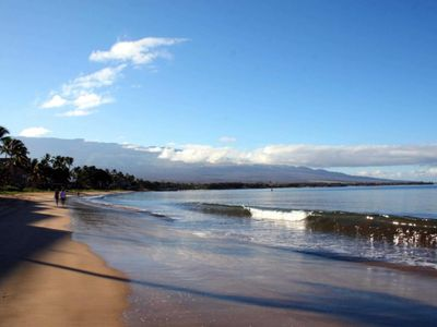 Enjoy Long walks on your Own Sandy Beach  in Maui...ideal South Shore/Kihei Maui locale