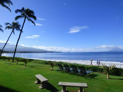 Gorgeous Oceanviews from Kihei Maui Condo Rental