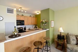 roomy Kitchens to prepare your Favorite Catch of the day..from your own Maui Condo Rental