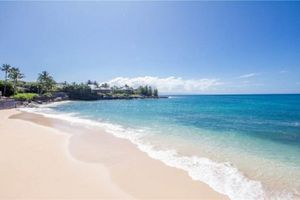 Relax on your own Sandy Beach on-site..from your Ocenview Maui Condo Rentals