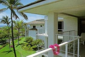 Lovely views from your big Island Condo Rental.