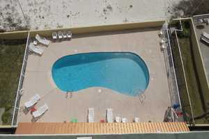 Relax in the outdoor pool during your stay at Clearwater