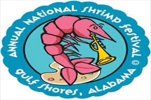 Annual Shrimp Festival - one of the many popular events Gulf Shores has to offer