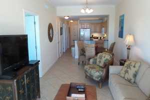 Spacious two bedroom Crystal Towers condo on the 20th floor.....balcony facing towards front door