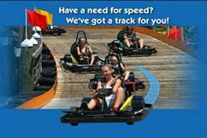 The Track - go cart racing in Gulf Shores
