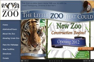 The Little Zoo that Could - awesome zoo in Gulf Shores