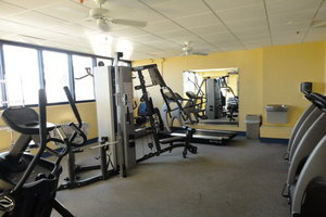 Stay In Shape The Fitness Area During Your Phoenix 3 Vacation