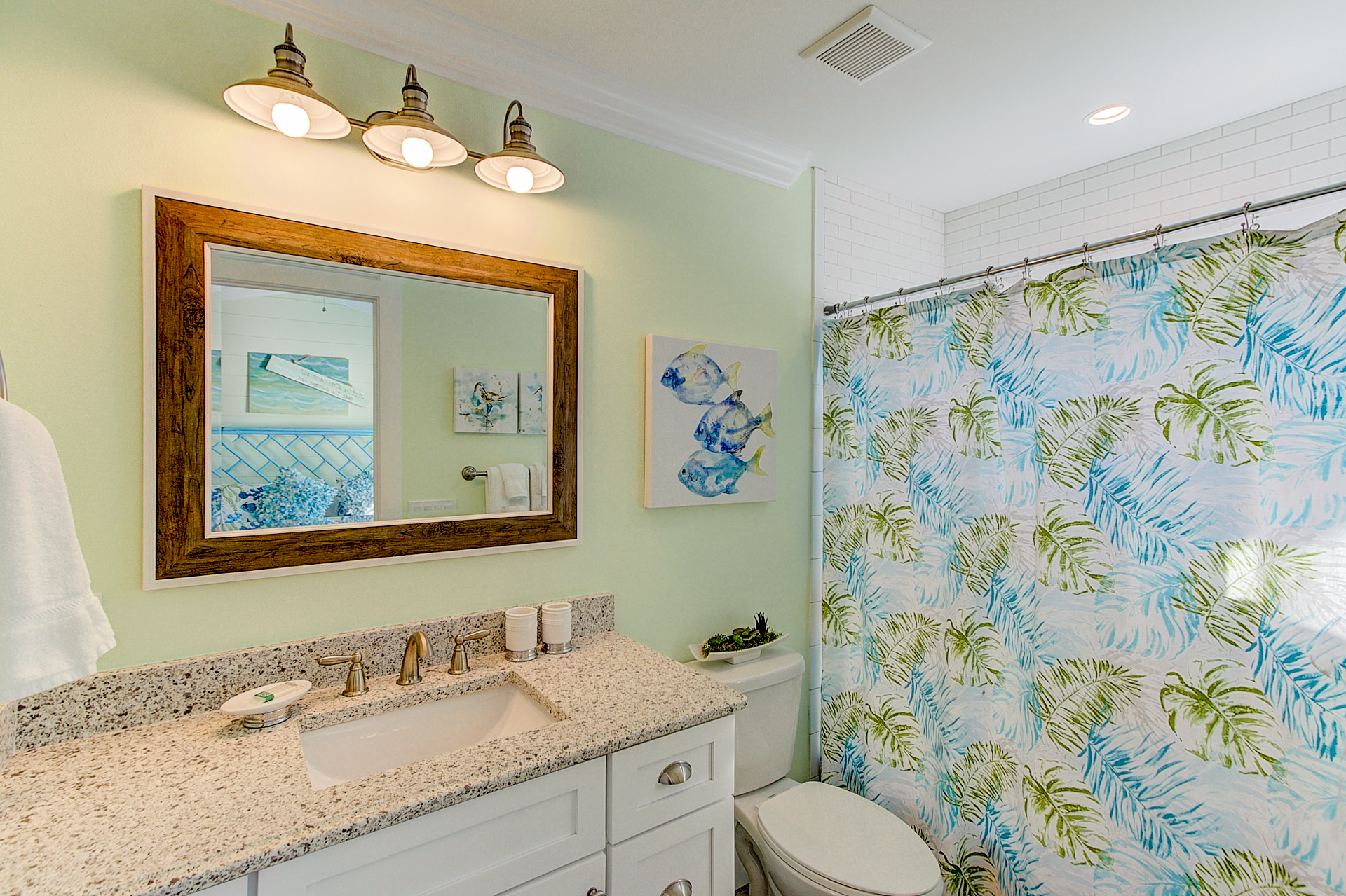 Bedroom 3 Bathroom