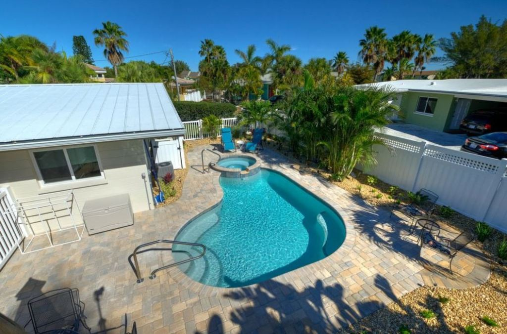 Easy Access to Pool from the Master Bedroom