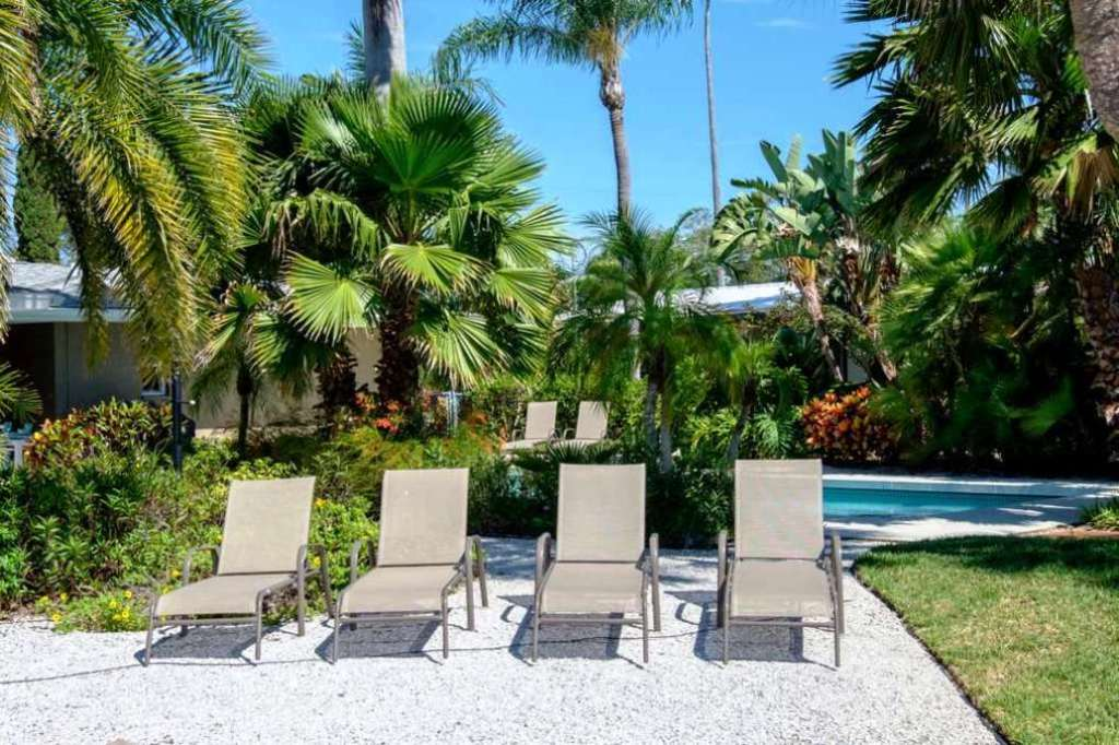Lounge in the Sun  in Your Private Oasis