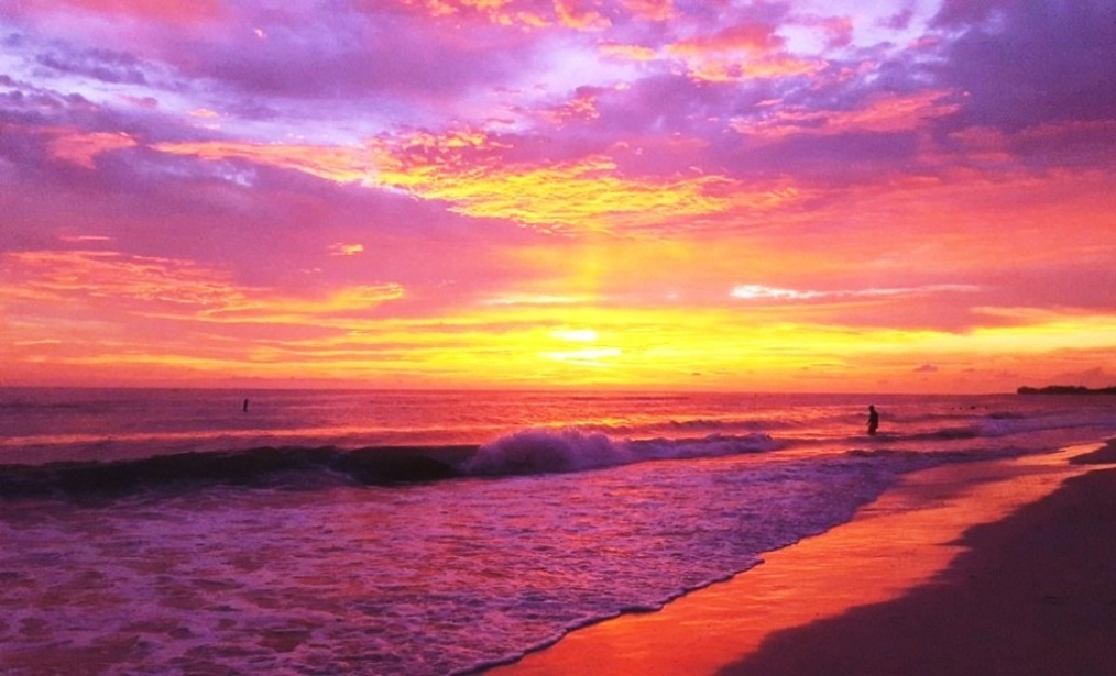 Sunsets on the Gulf are Magnificent!