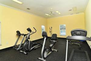 Keep in Shape at the Club House Execise Room