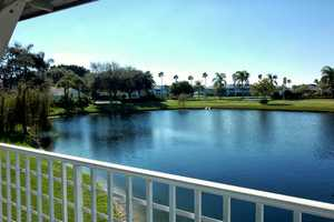View from the Perico Bay Clubhouse Bradenton 3 bedroom rental