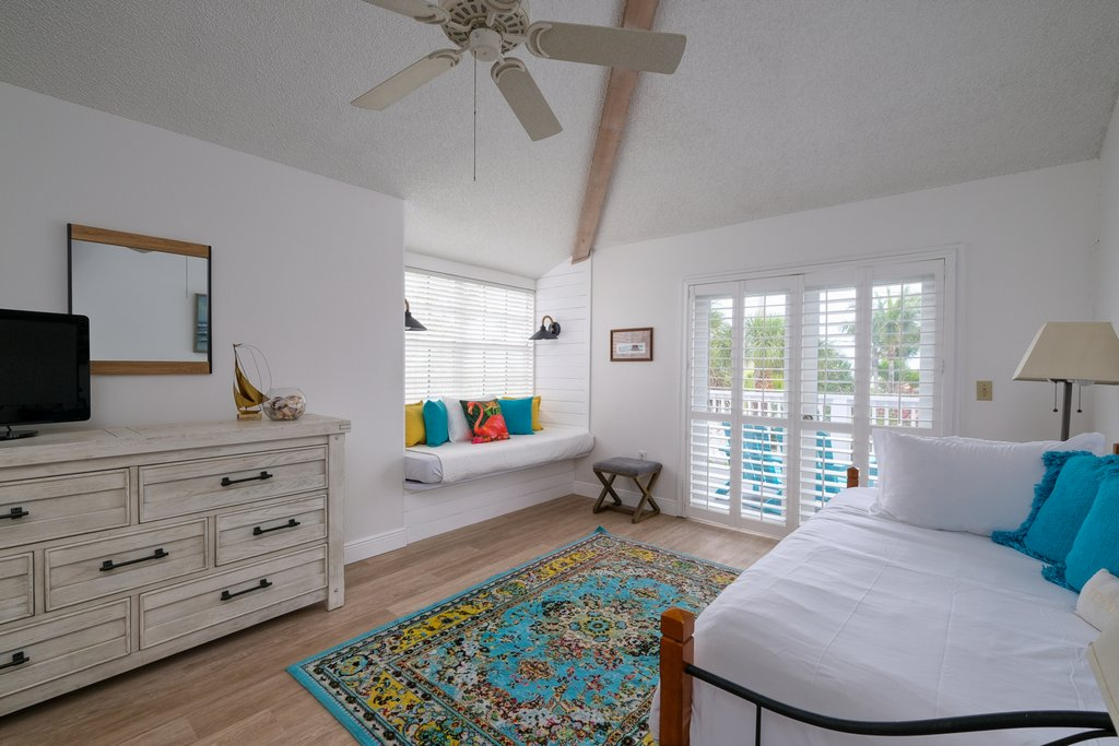 3rd Bedroom with Day Bed Trundle