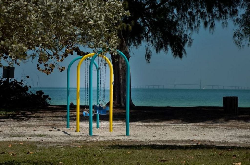 Bean Point Park offers Great Picnic Grounds & Playground
