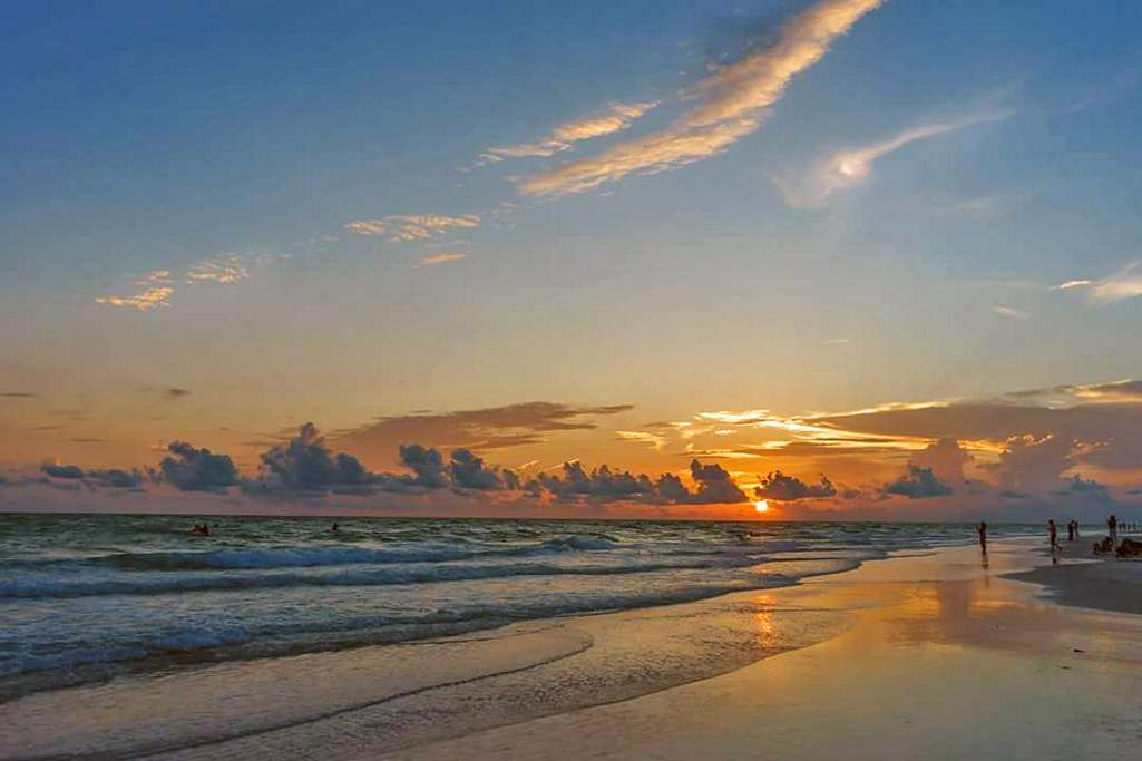 Miles of Silky Sands and Sunsets