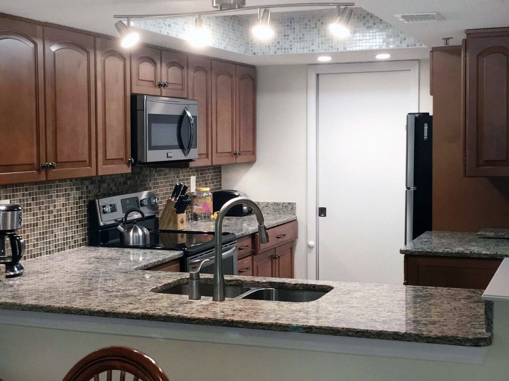 Spacious Kitchen with Updated Appliances