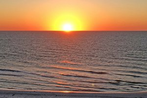 Sunsets are Breathtaking from the Balcony! Indian Shore 3 bedroom vacation rental