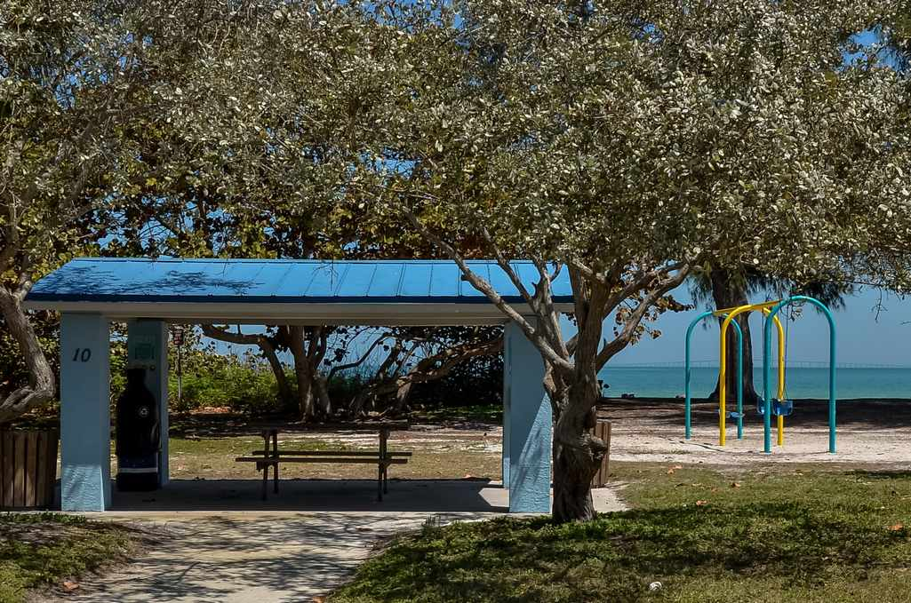Bean Point Park for Picnic and Playtime