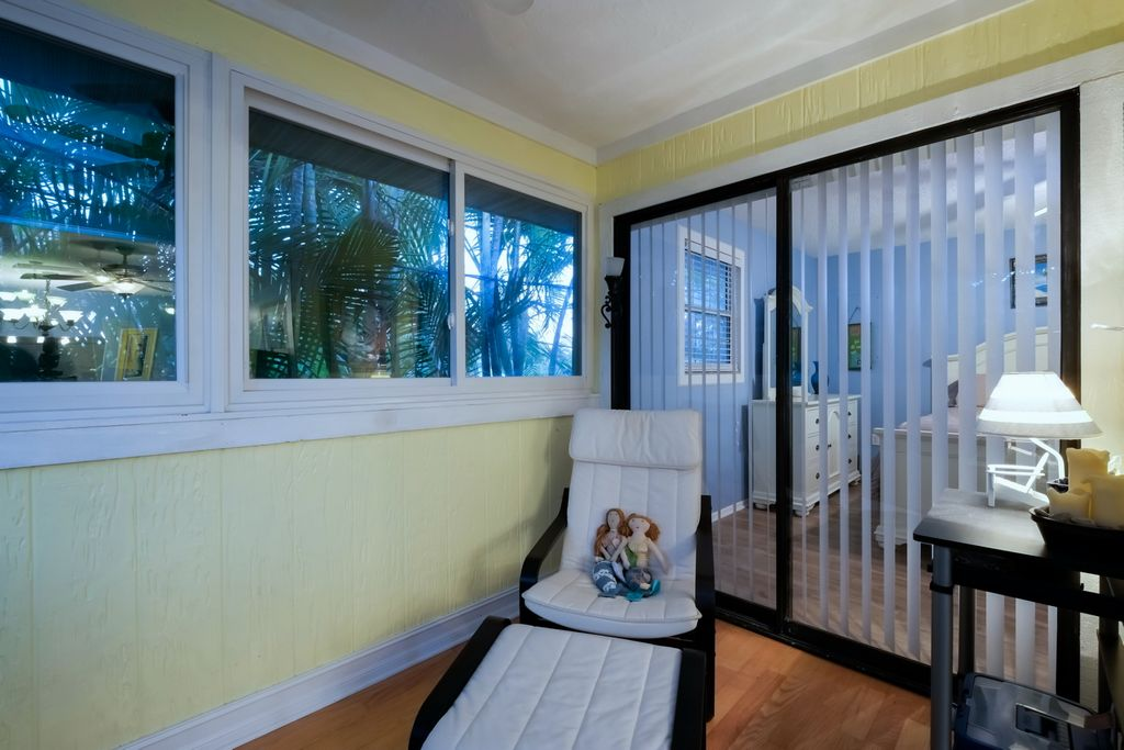 Access from Master Bedroom