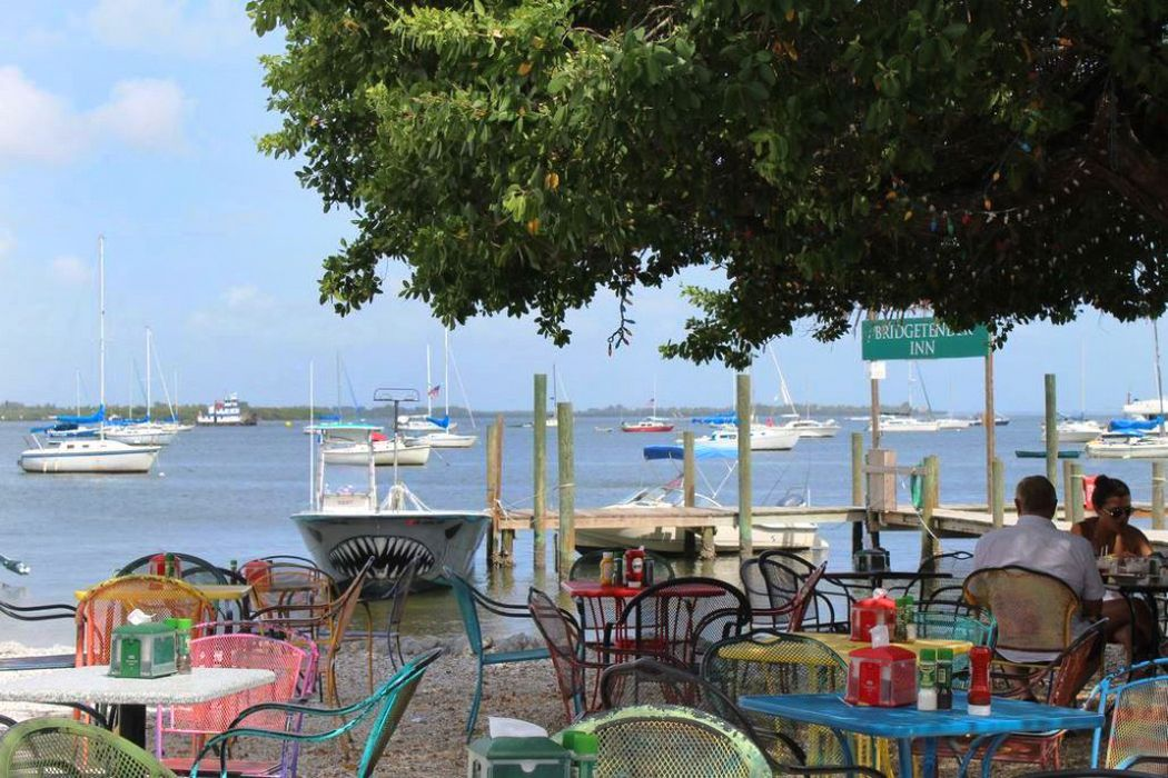Enjoy Waterside Dining at a Local Eatery