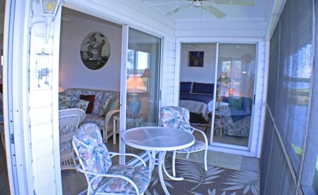 Lanai is Accessable from Dining, Master and Living Rooms